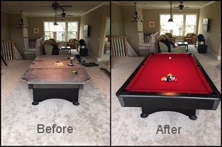 expert pool table repair in Astoria content img2